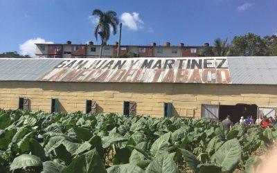 Dag 1 in Cuba.